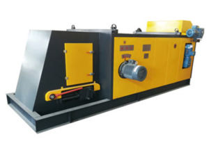 Eccentric Pole Eddy Current Separator